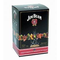 Bisquettes saveur Jim Beam de Bradley - quantité 24