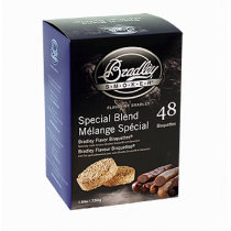 Bisquettes saveur melange spécial de Bradley - quantité 24