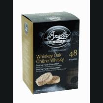 Bisquettes saveur whiky de Bradley - quantité 24