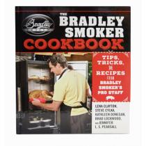 Livre de cuisine pour fumoir Bradley