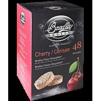 Bisquettes BRADLEY SMOKER Cerisier
