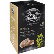 Bisquettes BRADLEY SMOKER Hickory