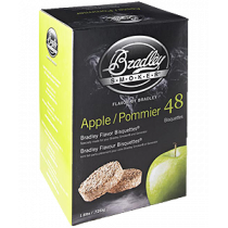 Bisquettes BRADLEY SMOKER Pommier