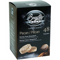 Bisquettes BRADLEY SMOKER Pécan