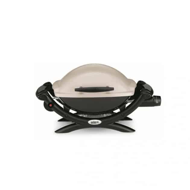Barbecue gaz Weber titanium Q-1000