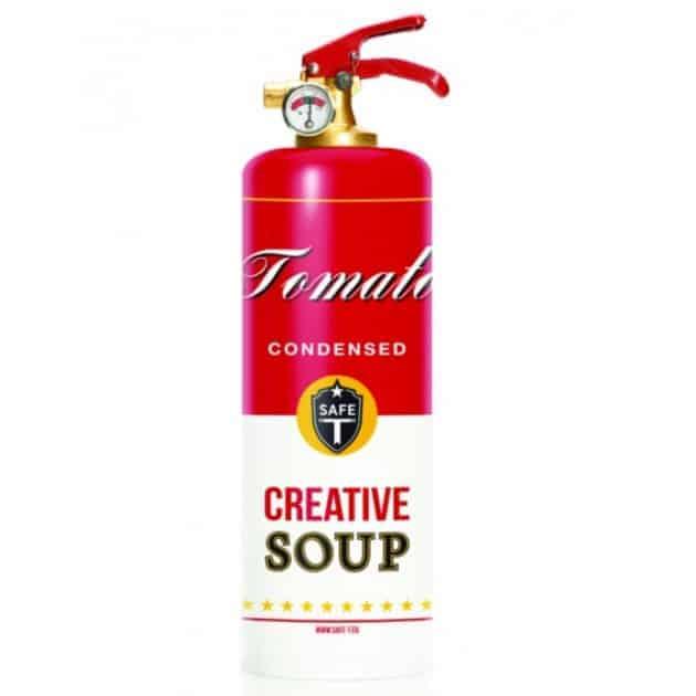 Extincteur Safe-T Tomato Soup