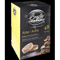 Bisquettes BRADLEY SMOKER Aulne