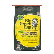 Charbon de bois kamado Big Green Egg sac 4,5 kg