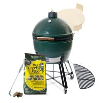 PACK ESSENTIEL BIG GREEN EGG XL + CHARIOT