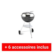 Pack plus barbecue charbon Dancook 1000
