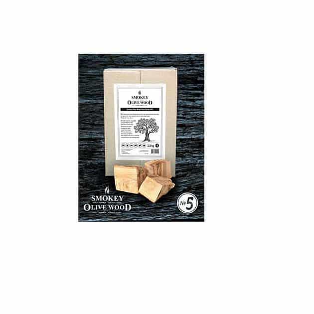 Morceaux de bois d'Oranger Nº5 Smokey Olive Wood