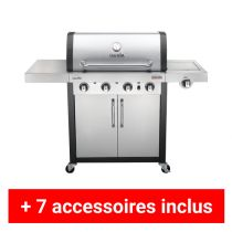 Pack plus Charbroil Professionnel 4400S