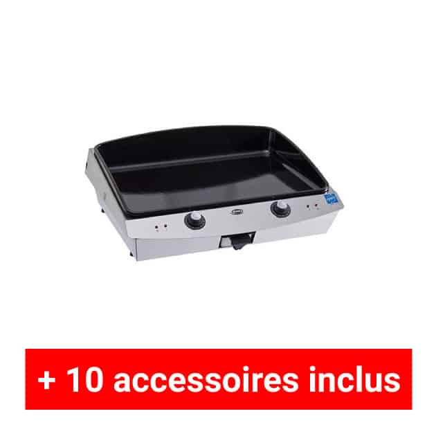 Pack plus plancha électrique ENO Elektra 60