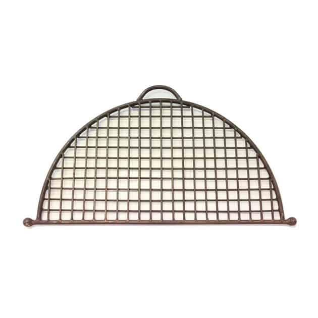 Demi-grille pour braséro 70 cm