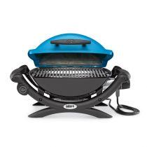 Barbecue électrique Weber Q 1400 bleu