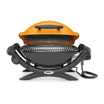 Barbecue électrique Weber Q 1400 orange