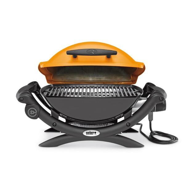Barbecue électrique Weber Q 1400 orange