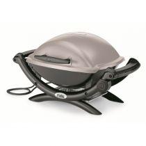 Barbecue électrique Weber Q 1400 Gris Anthracite