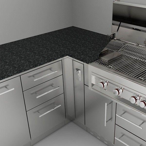 panneau de finition d 39 angle sunstone. Black Bedroom Furniture Sets. Home Design Ideas