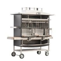 Barbecue Charbon Rhino 1200