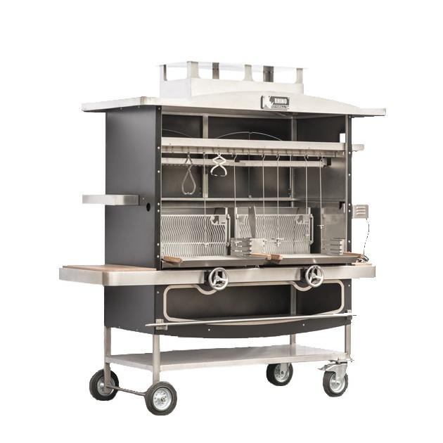 Barbecue Charbon Rhino 1200