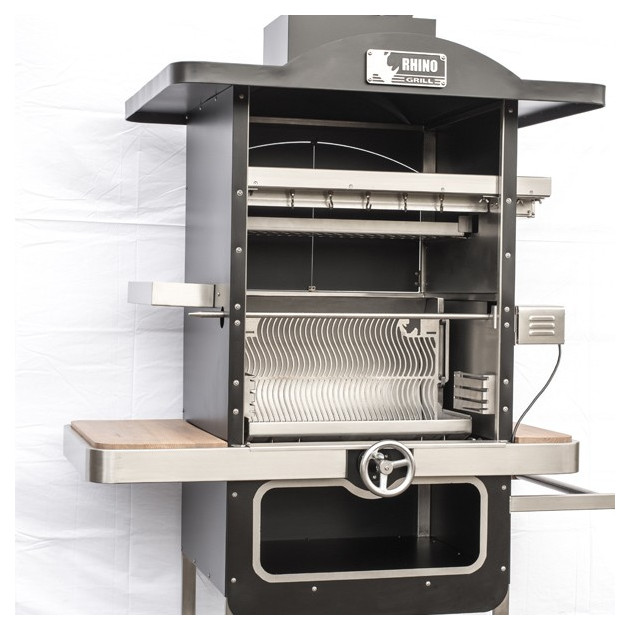 Barbecue Charbon Rhino 600