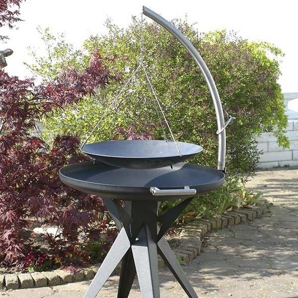 Barbecues charbon de bois et braseros Barbecues et