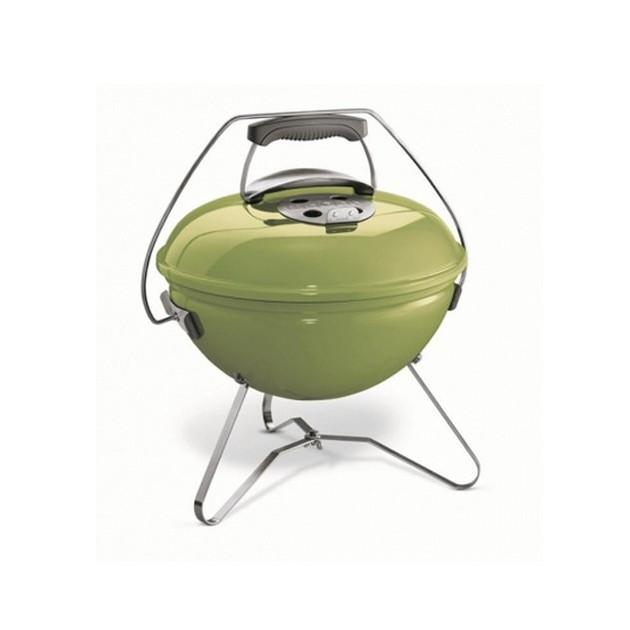 Barbecue charbon Smokey Joe Premium vert pomme Weber