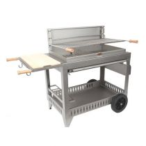 Barbecue charbon Le Marquier Iholdy inox