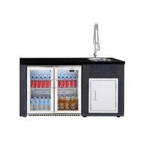 Meuble évier Beefeater Artisan 3000 avec réfrigérateur