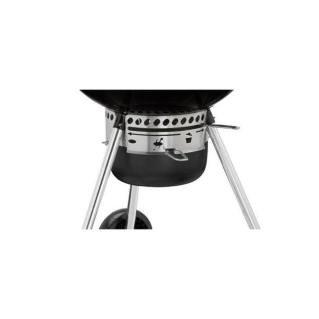 Barbecue charbon Weber Master Touch GBS E 5750 57 cm black