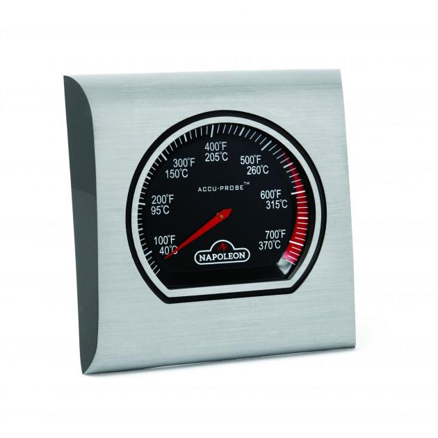 Thermomètre de remplacement pour barbecue gaz Napoleon Triump et LE485