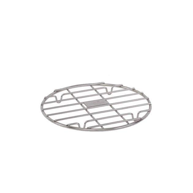 Grille de réchaud inox 19 cm de diamètre pour plancha Forge Adour