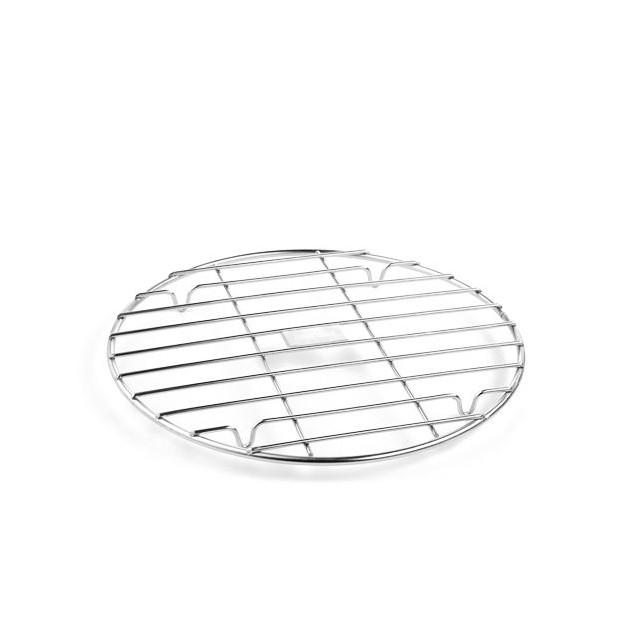 Grille de réchaud inox 25 cm de diamètre pour plancha Forge Adour