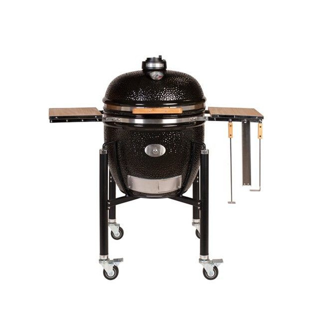 PACK PROMO N°86 : Barbecue Monolith Le Chef sur chariot