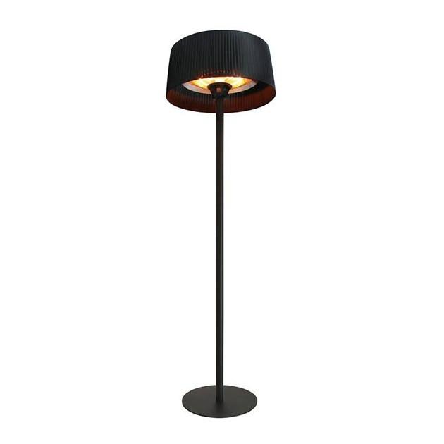 Chauffage électrique Favex Sirmione noir