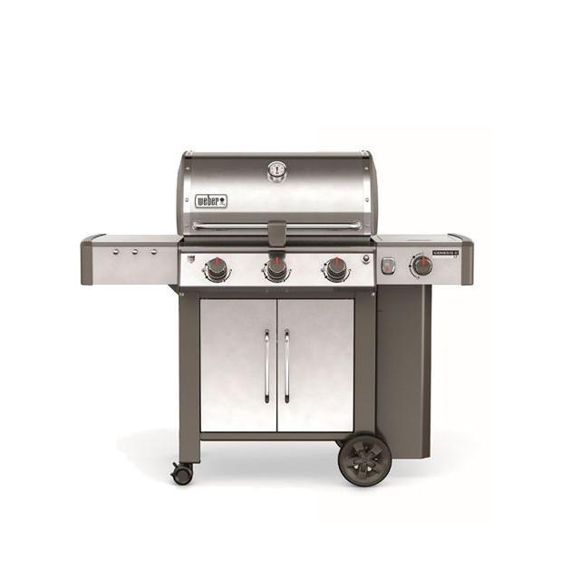 Barbecue gaz Weber Genesis 2 LX S-340 GBS inox