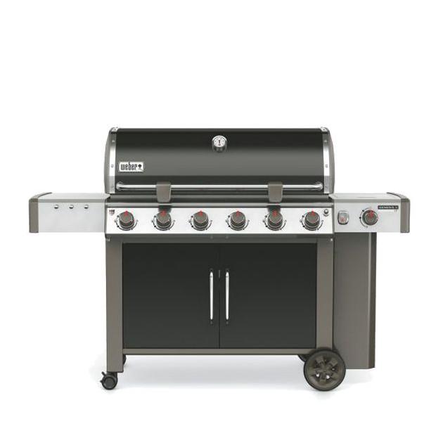Barbecue Gaz Weber Genesis 2 LX E-640 GBS Black