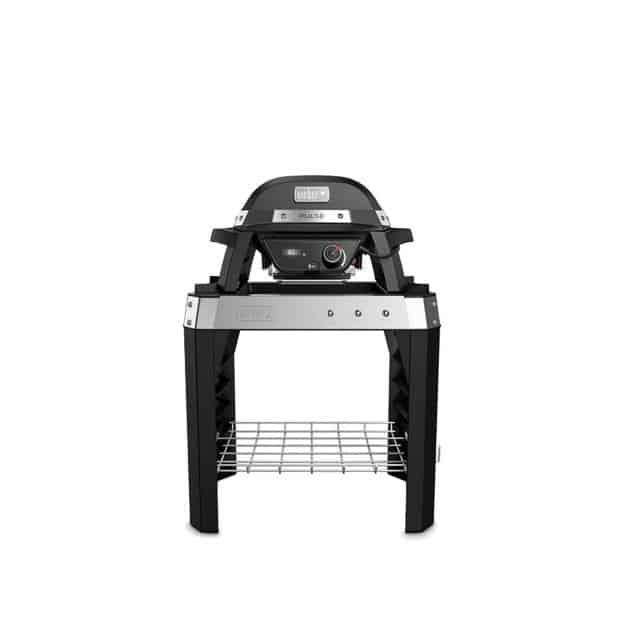 Barbecue électrique WEBER Pulse 1000 sur chariot