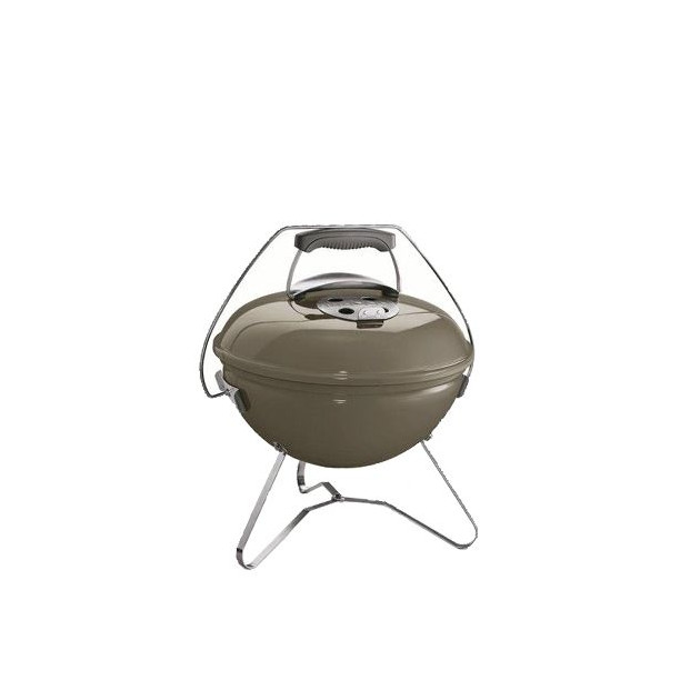 Barbecue charbon Smokey Joe premium smoke grey Weber