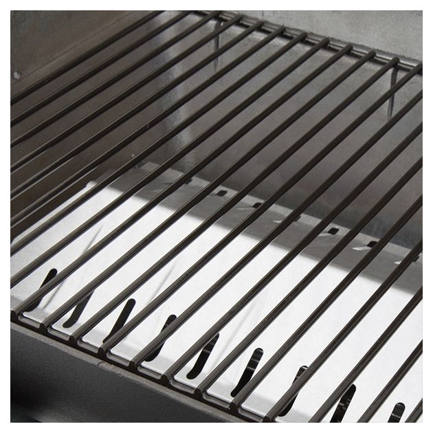 Barbecue gaz sur chariot Grill Pro OMC