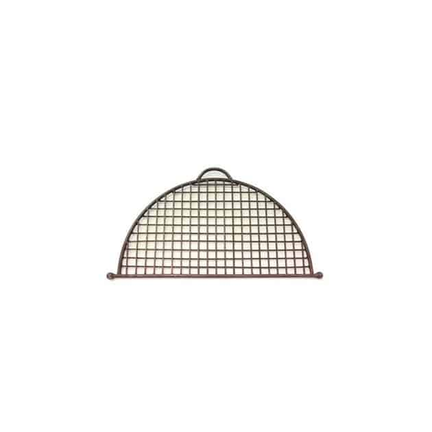 Demie-grille Timothy Ross pour Firepits 60cm