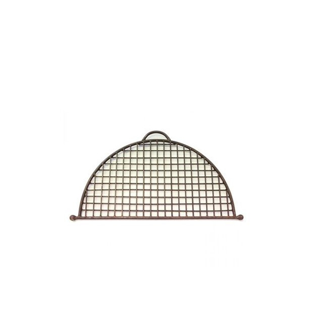 Demie-grille Timothy Ross pour Firepits 83cm