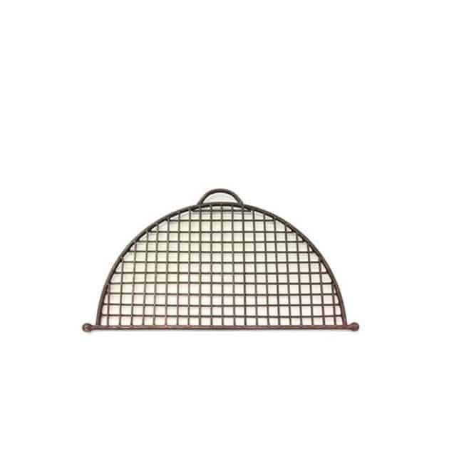 Demi-grille pour  Braséro Timothy Ross firepits 90 cm