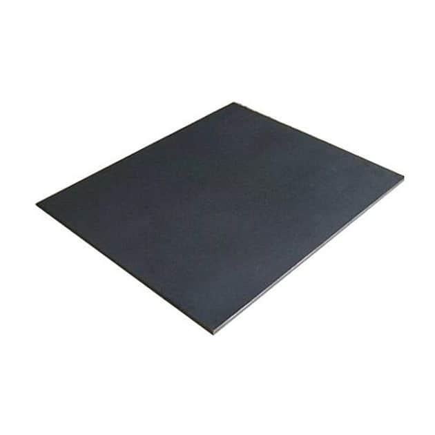 Plaque fonte cheminée mur et sol lisse 60 x 110 cm