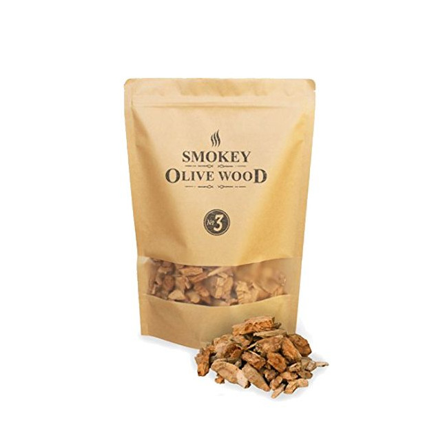 Copeaux N°3 Smokey Olive Wood
