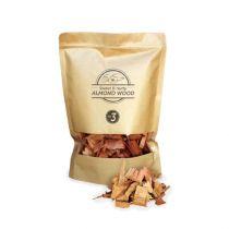 Copeaux d'amandier N°3 Smokey Olive Wood