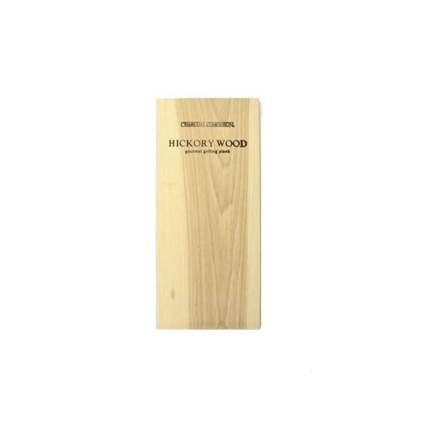 Planche d'Hickory Charcoal Companion pour Fumage