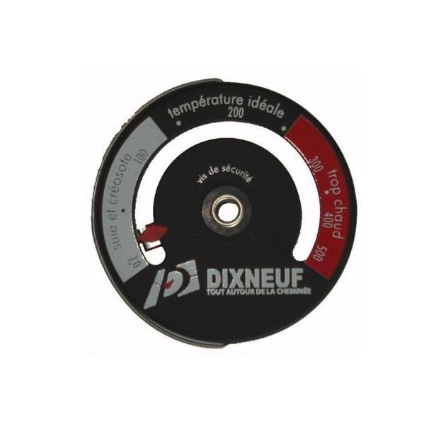 Thermomètre magnetique DIXNEUF pour poele a bois