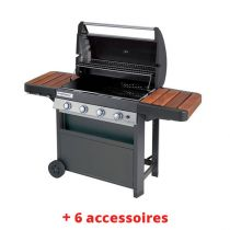 PACK N° 82 : Barbecue gaz Campingaz WLD4